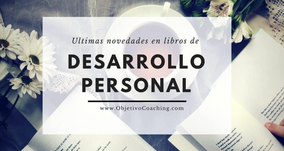 novedades libros desarrollo personal